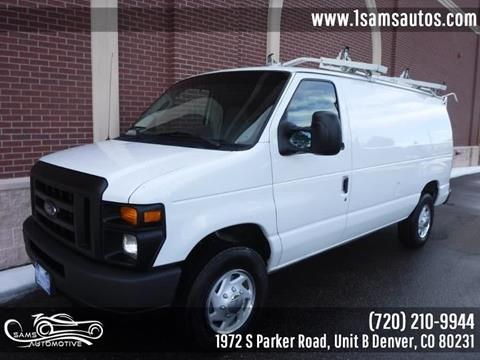 2008 Ford E-Series Cargo for sale in Denver, CO