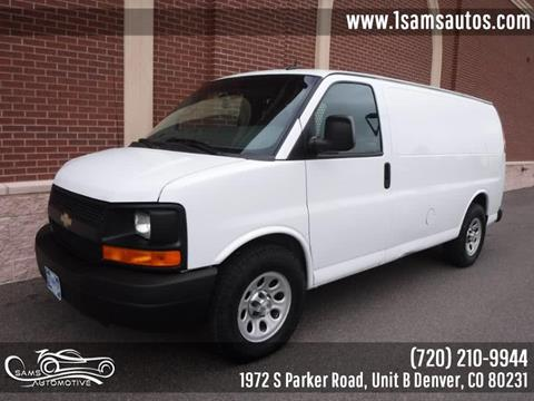 2014 Chevrolet Express Cargo for sale in Denver, CO