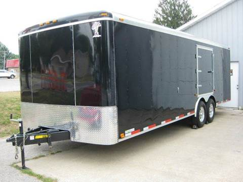 2014 Atlas Auto Trailer for sale at Dream Machines in Cedar Falls IA