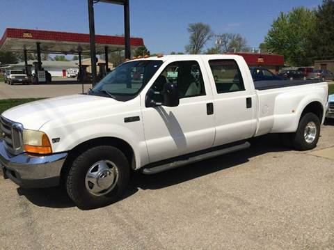 1999 Ford F-350 Super Duty for sale at Dream Machines in Cedar Falls IA
