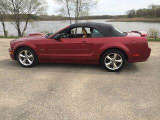 2007 Ford Mustang for sale at Dream Machines in Cedar Falls IA