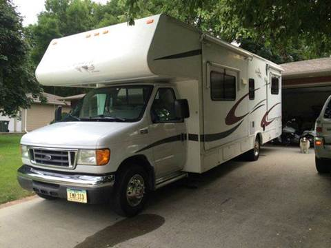2004 Forest River 2860DS for sale at Dream Machines in Cedar Falls IA