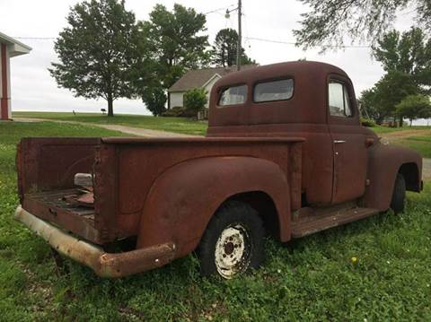 1952 International 2554 for sale at Dream Machines in Cedar Falls IA