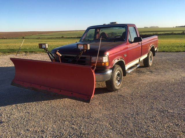 1996 Ford F-150 for sale at Dream Machines in Cedar Falls IA