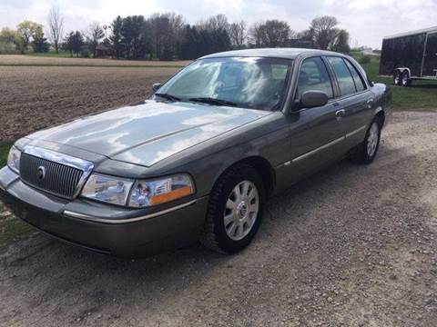 2003 Mercury Grand Marquis for sale at Dream Machines in Cedar Falls IA