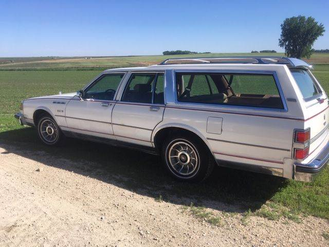 1989 Buick LeSabre for sale at Dream Machines in Cedar Falls IA
