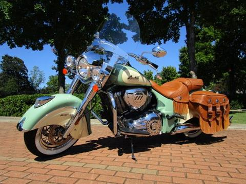 2017 Indian Chief Vintage for sale in Spartanburg, SC