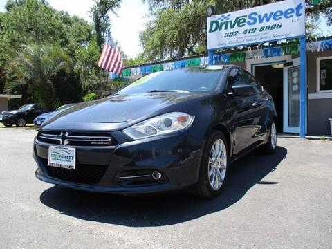 2013 Dodge Dart for sale at Drive Sweet LLC in Hernando FL