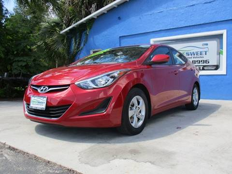 2015 Hyundai Elantra for sale at Drive Sweet LLC in Inverness FL