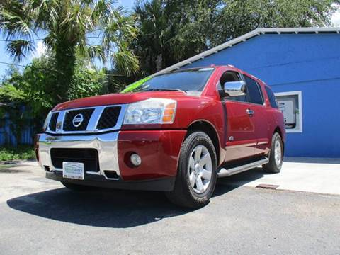 2006 Nissan Armada for sale at Drive Sweet LLC in Inverness FL