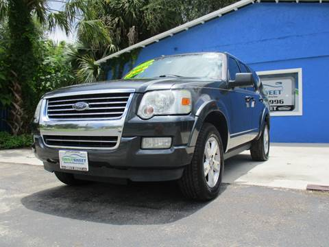 2010 Ford Explorer for sale at Drive Sweet LLC in Inverness FL