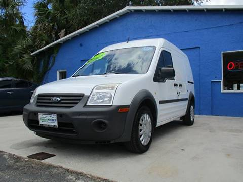 2013 Ford Transit Connect for sale at Drive Sweet LLC in Inverness FL