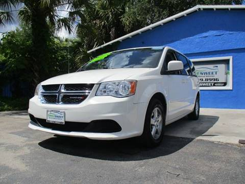 2013 Dodge Grand Caravan for sale at Drive Sweet LLC in Inverness FL