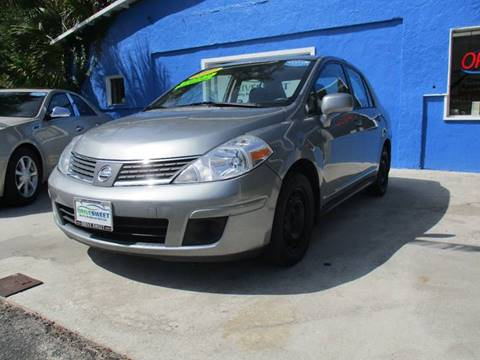 2009 Nissan Versa for sale at Drive Sweet LLC in Inverness FL