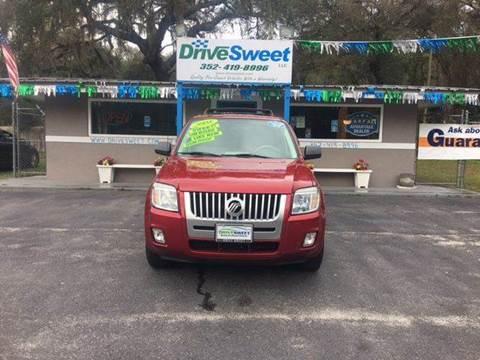 2008 Mercury Mariner for sale at Drive Sweet LLC in Hernando FL