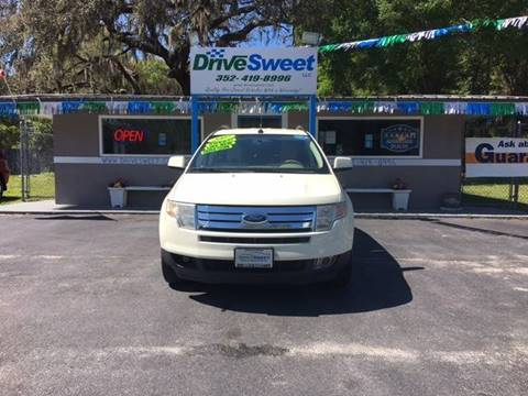 2007 Ford Edge for sale at Drive Sweet LLC in Hernando FL