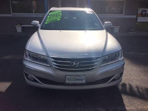 2011 Hyundai Azera for sale at Drive Sweet LLC in Hernando FL