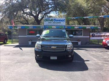2011 Chevrolet Avalanche for sale at Drive Sweet LLC in Hernando FL