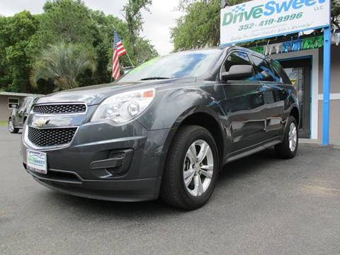 2010 Chevrolet Equinox for sale at Drive Sweet LLC in Hernando FL
