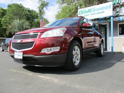 2010 Chevrolet Traverse for sale at Drive Sweet LLC in Hernando FL