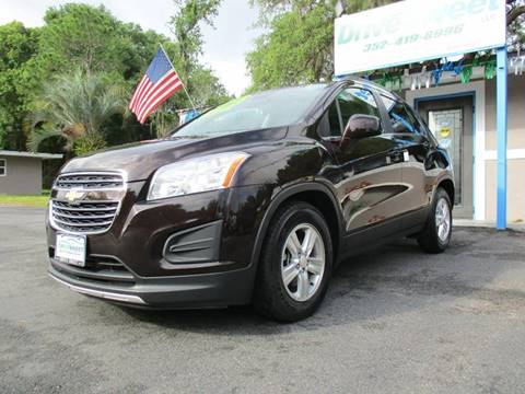 2015 Chevrolet Trax for sale at Drive Sweet LLC in Hernando FL