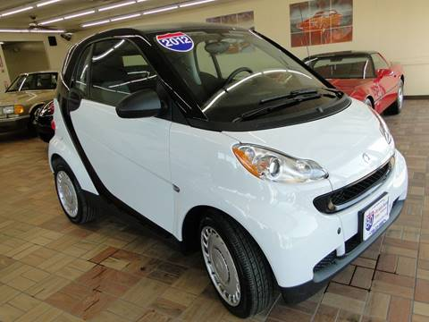 2012 Smart fortwo for sale at I-80 Auto Sales in Hazel Crest IL