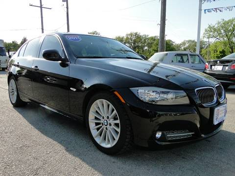2011 BMW 3 Series for sale at I-80 Auto Sales in Hazel Crest IL