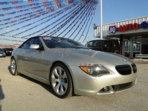 2006 BMW 6 Series for sale at I-80 Auto Sales in Hazel Crest IL