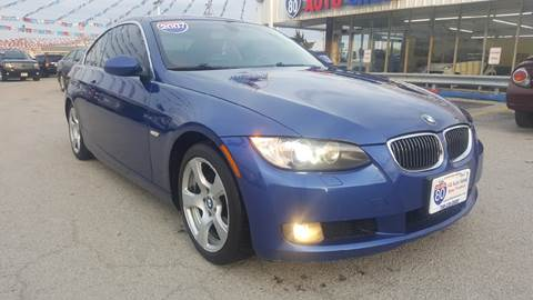 2007 BMW 3 Series for sale at I-80 Auto Sales in Hazel Crest IL