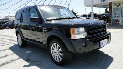 2007 Land Rover LR3 for sale at I-80 Auto Sales in Hazel Crest IL
