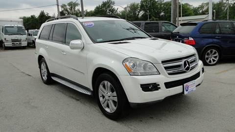 2009 Mercedes-Benz GL-Class for sale at I-80 Auto Sales in Hazel Crest IL