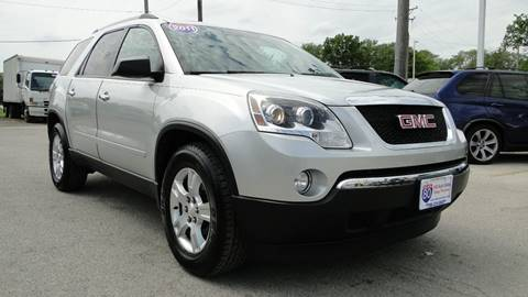 2011 GMC Acadia for sale at I-80 Auto Sales in Hazel Crest IL
