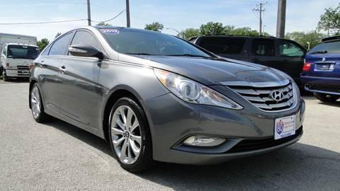 2012 Hyundai Sonata for sale at I-80 Auto Sales in Hazel Crest IL