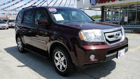 2009 Honda Pilot for sale at I-80 Auto Sales in Hazel Crest IL