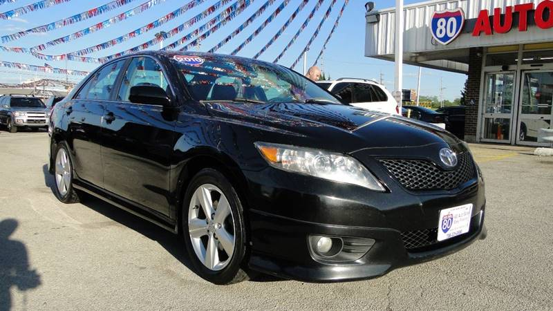 2010 Toyota Camry For Sale >> 2010 Toyota Camry Se In Hazel Crest Il I 80 Auto Sales