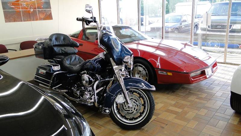 2001 Harley-Davidson Electra Glide for sale at I-80 Auto Sales in Hazel Crest IL