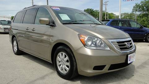 2008 Honda Odyssey for sale at I-80 Auto Sales in Hazel Crest IL