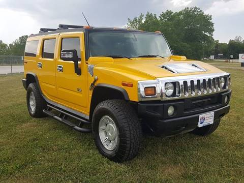 2003 HUMMER H2 for sale at I-80 Auto Sales in Hazel Crest IL