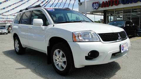 2011 Mitsubishi Endeavor for sale in Hazel Crest, IL