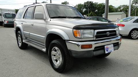 1997 Toyota 4Runner for sale at I-80 Auto Sales in Hazel Crest IL