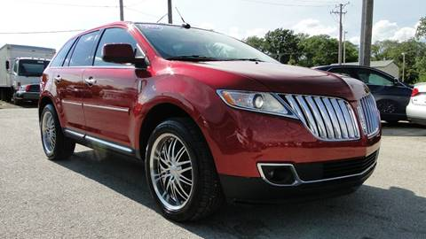 2011 Lincoln MKX for sale at I-80 Auto Sales in Hazel Crest IL