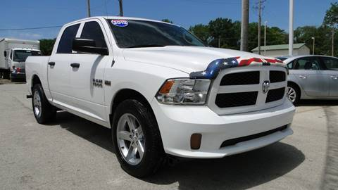 2013 RAM Ram Pickup 1500 for sale at I-80 Auto Sales in Hazel Crest IL