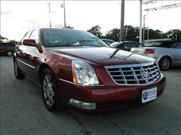 2007 Cadillac DTS for sale at I-80 Auto Sales in Hazel Crest IL
