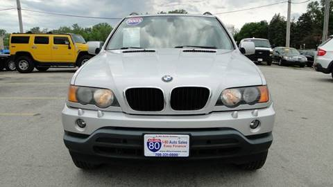 2003 BMW X5 for sale in Hazel Crest, IL