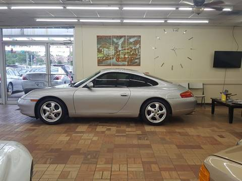 1999 Porsche 911 for sale at I-80 Auto Sales in Hazel Crest IL