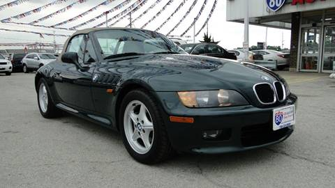 1999 BMW Z3 for sale at I-80 Auto Sales in Hazel Crest IL