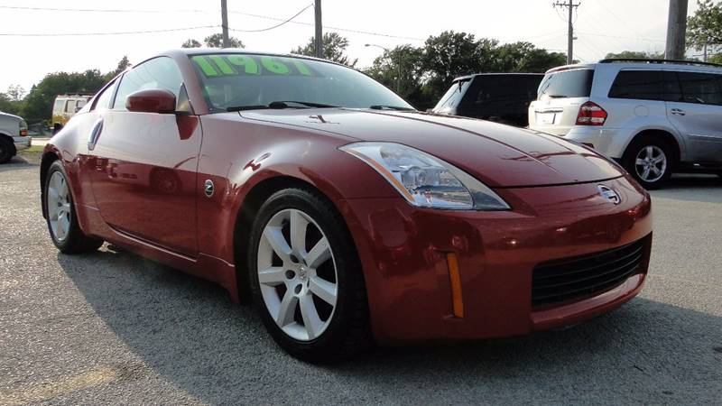 2005 Nissan 350Z for sale at I-80 Auto Sales in Hazel Crest IL