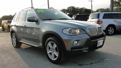 2008 BMW X5 for sale at I-80 Auto Sales in Hazel Crest IL