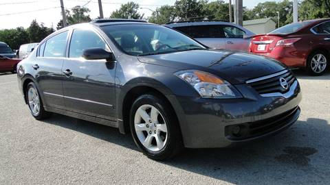 2009 Nissan Altima for sale at I-80 Auto Sales in Hazel Crest IL