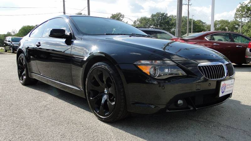2005 bmw 6 series 645ci in hazel crest il i 80 auto sales. Black Bedroom Furniture Sets. Home Design Ideas